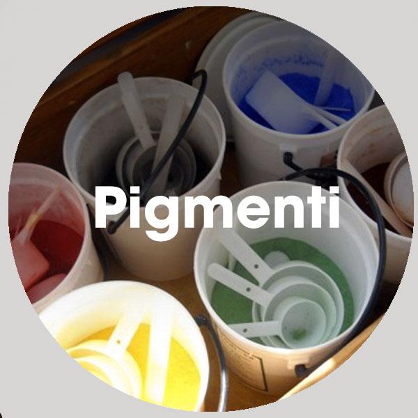 pigmenti vegetali